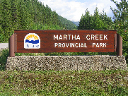 Martha creek